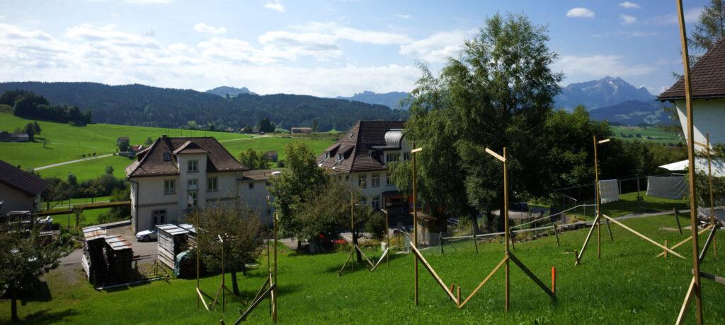 Webseite Rotenwies Tiny House Siedlung Visiere Aussicht 1 von 1